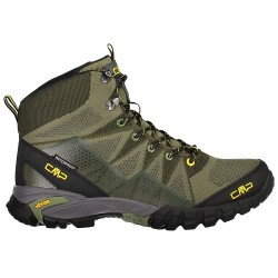 Zapato trekking Cmp Tauri Mid Hombre verde