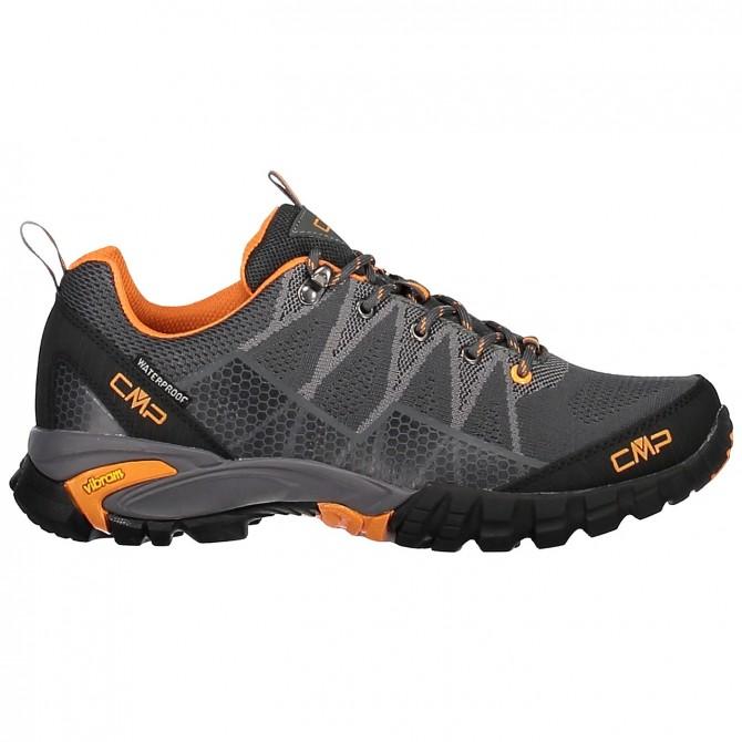 Zapato trekking Cmp Tauri Low Hombre gris