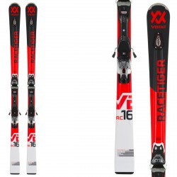 Sci Volkl Racetiger RC + attacchi VMotion 12 VOLKL Race carve - sl - gs