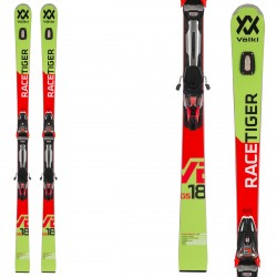 Ski Volkl Racetiger GS + fixations RMotion 12