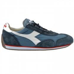 Sneakers Diadora Equipe Stone Wash 12 Homme bleu
