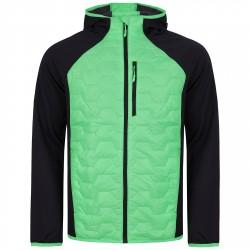 Mountaineering jacket Icepeak Bernie Man lime