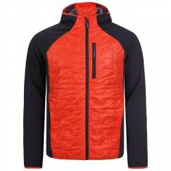 Trekking jacket Icepeak Bernie Man orange
