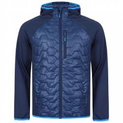 Chaqueta montañismo Icepeak Bernie Hombre azul