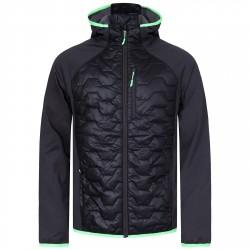 Trekking jacket Icepeak Bernie Man black