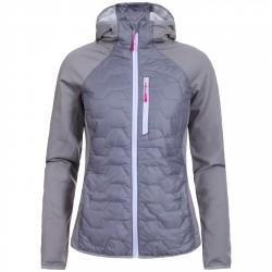 Trekking jacket Icepeak Bjork Woman silver