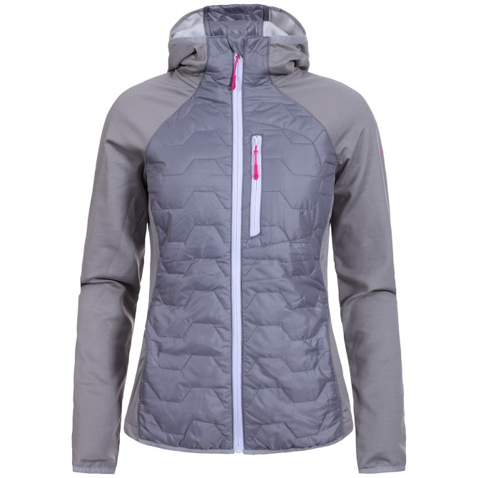 Abbigliamento Icepeak Alpinismo Trekking Bjork Giacca Donna 4q1pag8wn