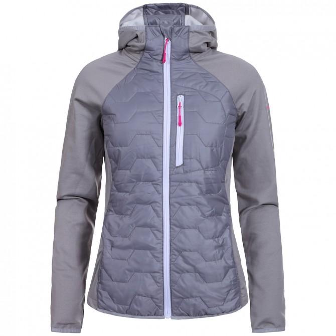 Mountaineering jacket Icepeak Bjork Woman silver
