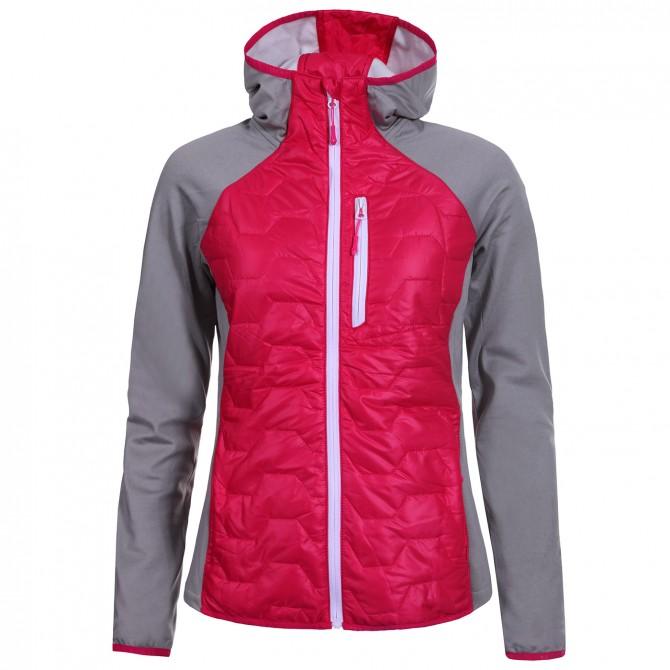 Mountaineering jacket Icepeak Bjork Woman fuchsia