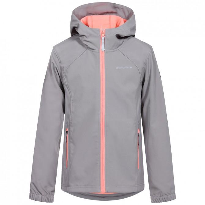 Softshell Icepeak Tuua Girl ICEPEAK Abbigliamento outdoor junior