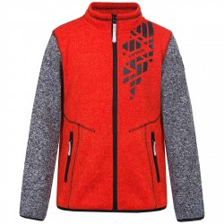 Trekking midlayer Icepeak Ted Junior