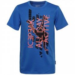 T-Shirt trekking Icepeak Tex Junior
