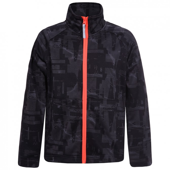 Trekking fleece Icepeak Trevor Junior black