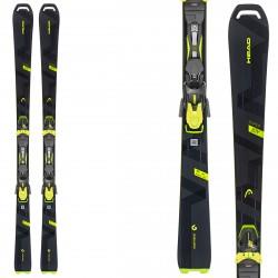 Esquí Head Super Joy SLR + fijaciones Joy 11 Gw Slr Brake 78