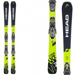 Ski Head V-Shape V8 + bindings PR 11 Gw Brake 85