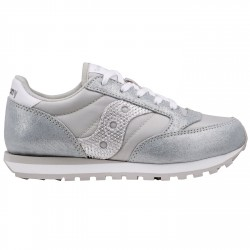 Sneakers Saucony Jazz O' Fille argent