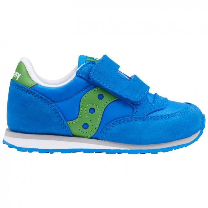 Sneakers Saucony Jazz HL Baby bluette SAUCONY Scarpe moda