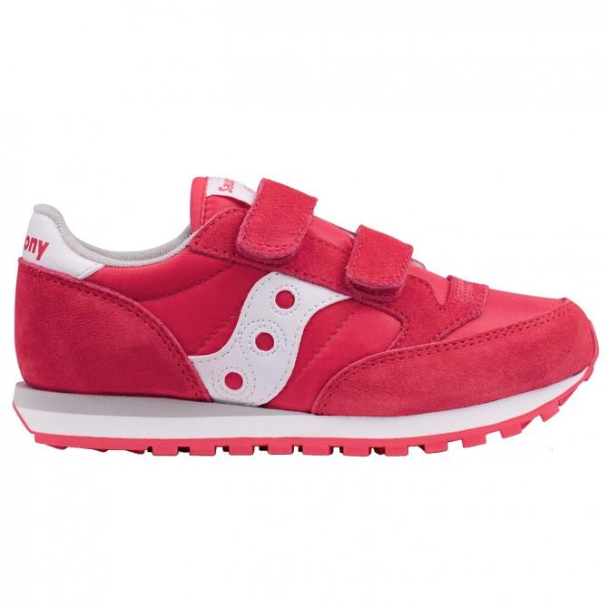 Sneakers Saucony Jazz Double HL Bambino rosso SAUCONY Scarpe moda