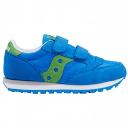 Sneakers Saucony Jazz Double HL Bambino bluette
