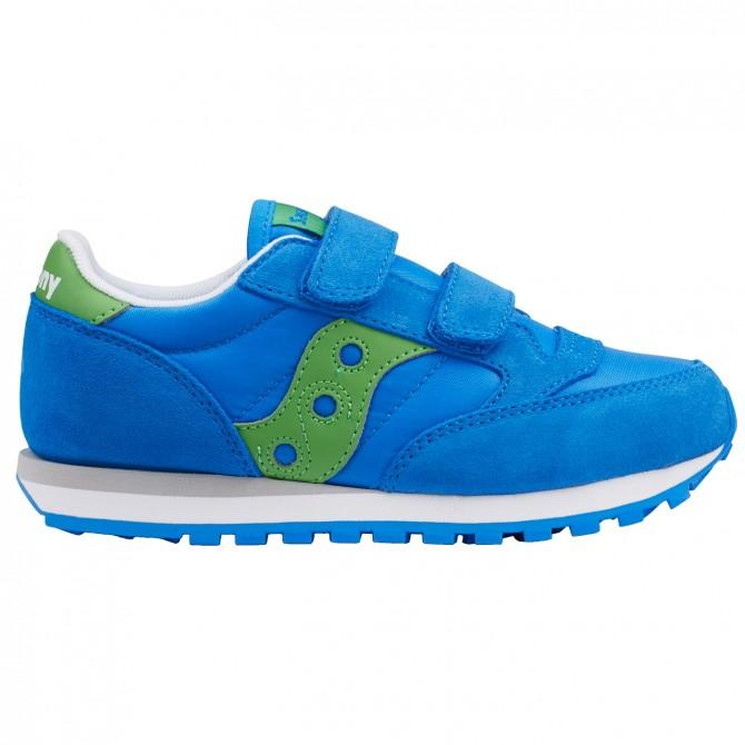 Sneakers Saucony Jazz Double HL - Junior shoes b4d5e8177bd