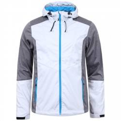 Softshell Icepeak Gilbert Man grey