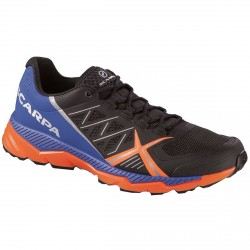 Trail running shoes Scarpa Spin Rs8 Man black-blue