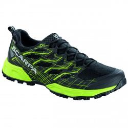 Chaussures trail running Scarpa Neutron 2 Gtx Homme noir-vert