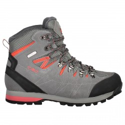 Trekking shoes Cmp Arietis Woman grey
