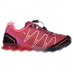 Zapato trail running Atlas Junior fucsia (33-41)