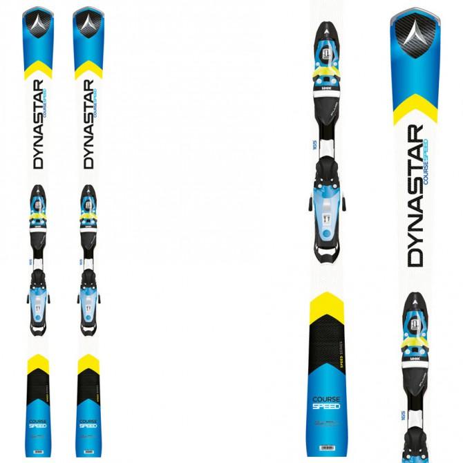 sci Dynastar Speed Course Fluid + attacchi NX 12 Fluid B80