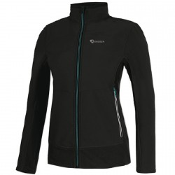 Windstopper Nordsen Karersee Woman black