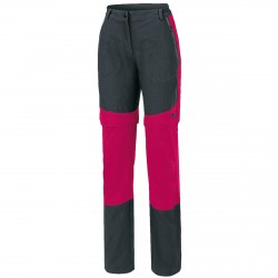 Trekking pants Nordsen Mountain Woman grey