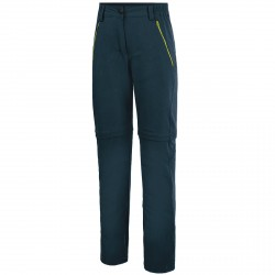 Pantalones trekking Nordsen Graphite Mujer azul denim