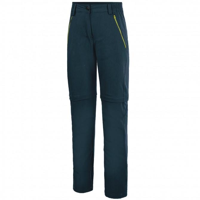 Trekking pants Nordsen Graphite Woman denim blue