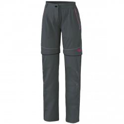 Pantalones trekking Nordsen Sarek 2 Mujer gris