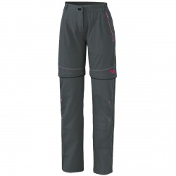 Trekking pants Nordsen Sarek 2 Woman grey