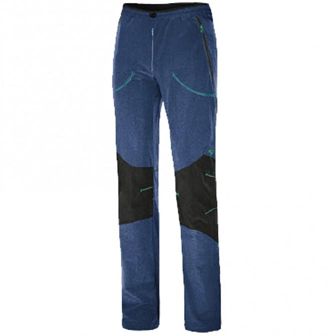 Pantalones trekking Nordsen Acotango Hombre azul