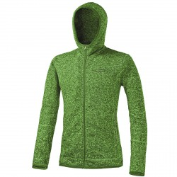 Trekking sweater Nordsen Downhill Man green