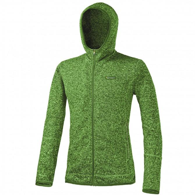 Suéter trekking Nordsen Downhill Hombre verde
