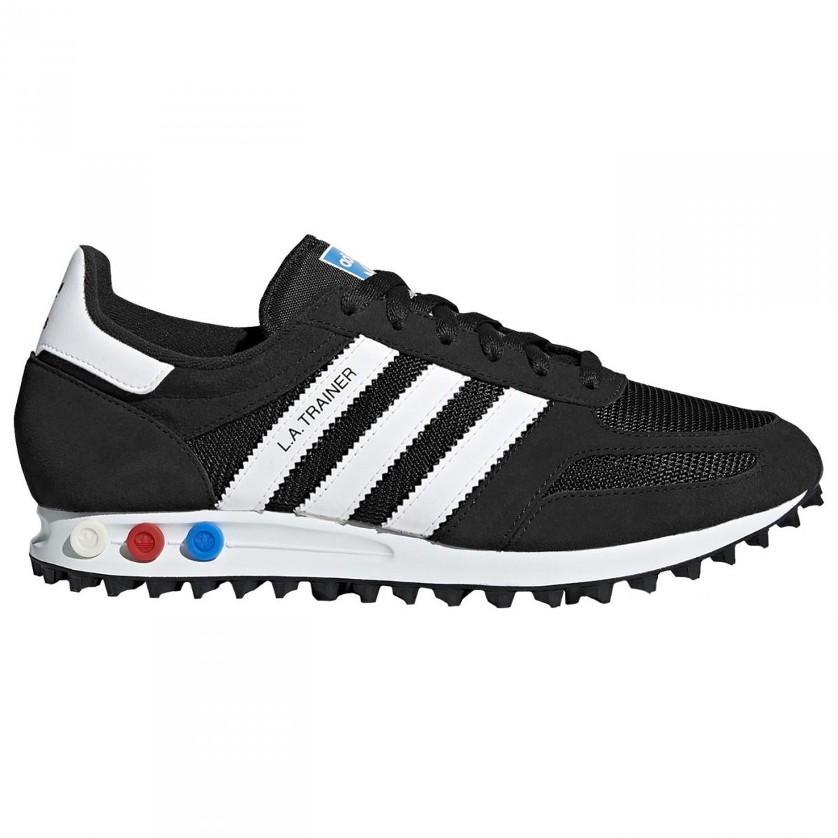 sports shoes e5962 7a57d Sneakers Adidas La Trainer Man black