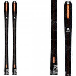 Mountaineering ski Dynastar Vertical Bear