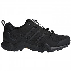 Scarpe trail running Adidas Terrex Swift R2 Uomo nero