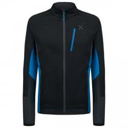 Trekking sweater Montura Combo Full Zip Man grey