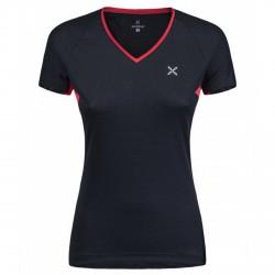 T-shirt running Montura Confort Dry Donna blu