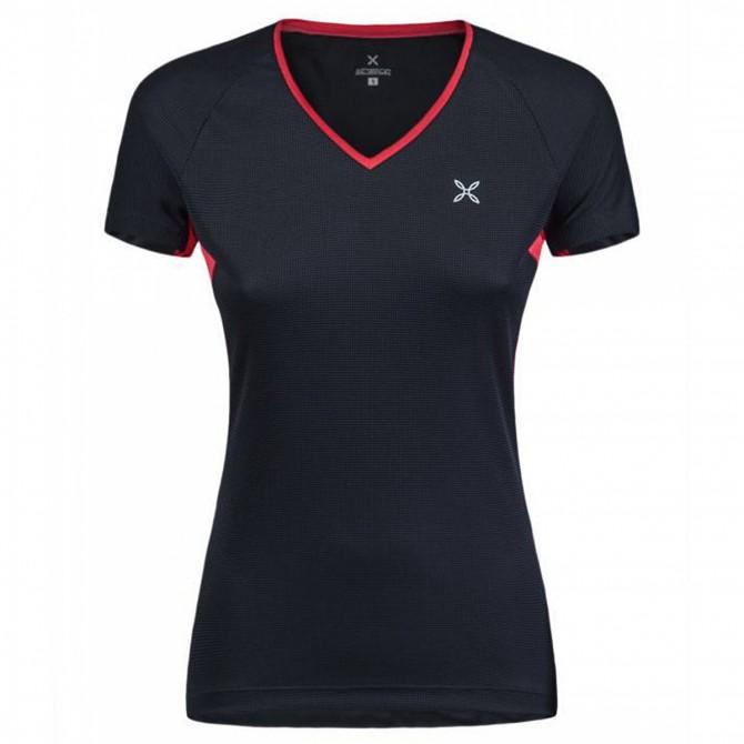 T-shirt running Montura Confort Dry Woman blue
