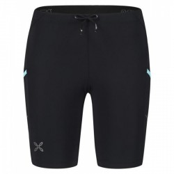 Shorts running Montura Fit Donna nero-blu