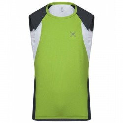 Running tank Montura Spirit Man green