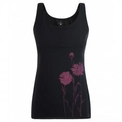 Camiseta trekking Montura Daisy Mujer negro