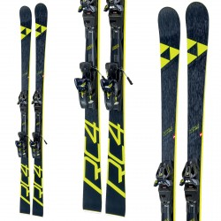 Ski Fischer RC4 Worldcup Rc Rt + bindings RC4 Z12 Pr