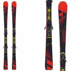 Ski Fischer RC4 The Curv Ti Ar + bindings RC4 Z11 PR